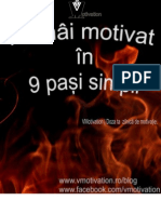 9 Reguli Motivatie