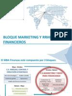Bloque Marketing y RRHH Para Financieros