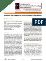 Diagnostico y tratamiento del Reflujo Gastroesofagico (RGE)