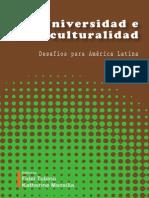 Universidad e Interculturalidad