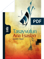 Tasavvufun Ana Esaslari