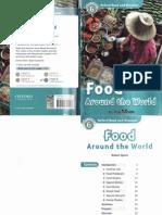 Food Around the World - Book - JPR504