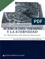 LAVELLE, LOUIS - Acerca Del Tiempo y La Eternidad (La Dialéctica Del Eterno Presente) [Por Ganz1912]