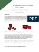 Aplicación Clínica Del Agregado Trióxido Mineral (MTA) en Endodoncia
