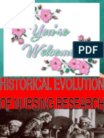 evolutioon of nursing research.ppt