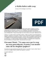 Crolla Ponte in Sicilia Bufera Sulle Coop