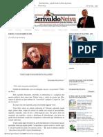 Gerivaldo Neiva - Juiz de Direito_ a Crônica Da Semana