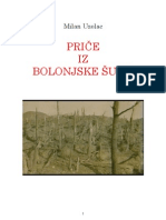 Milan Uzelac Price iz bolonjske sume