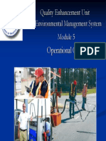 Operational Control Sample