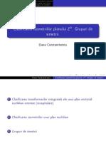 Izometrii Plan