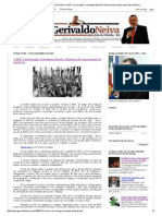Gerivaldo Neiva - Juiz de Direito_ O MST e as Laranjas