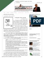 Gerivaldo Neiva - Juiz de Direito_ O Juiz Gestor_ o Dito e o Não Dito