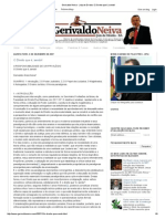 Gerivaldo Neiva - Juiz de Direito_ O Direito Que é, Sendo!