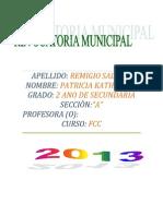 REVOCatoria Municipal