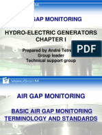 BASIC AIR GAP MONITORING TERMINOLOGIES AND STANDARDS