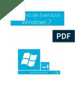 Caderno de Exercícios Windows 7