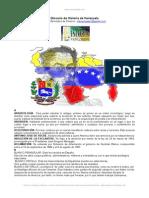 Glosario Historia Venezuela