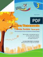 Viva Venezuela Sociales de Tercer Grado