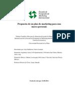 Propuesta de un plan de marketing para una marca personal.pdf