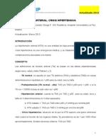 Protocolo Hipertension Arterial (HTA)