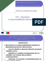 CIDADANIA E PROFISSIONALIDADE -T.Sáude.ppt