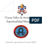 ANIMASCION MISIONERA