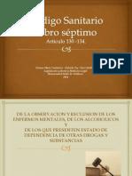 Codigo Sanitario Libro Septimo