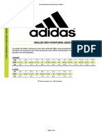 Adidas Chaussures Pointures
