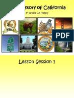 The History of California Revised Slezinger