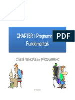 C++ chapter 1