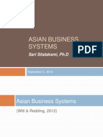 Lecture 2 Malibu S1 - Asian Business System