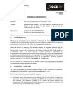 068-13 - Pre - Servicio de Administracion Tributaria - Sat