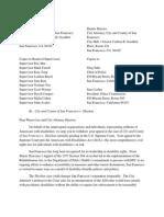 Sheehan Letter January 8 2015