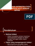6. Studi Penggunaan Antibiotik