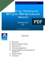 ITU Charging Standard_NGN