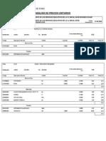Analisis de Presios Unitarios GOBIERNO REGIONAL DE PUNO   MEJORAMIENTO DE LOS SERVICIOS EDUCATIVOS DE LA I.E. INICIAL 246 MI SEGUNDO HOGAR ILAVE
