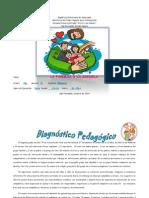 Proyecto de Aprendizaje La Familia y La Escuela 2do A