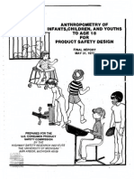 Anthropometry of Infants,Children, And Youths to Age 18