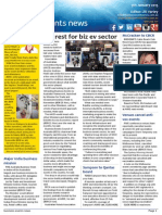 Business Events News for Fri 09 Jan 2015 - No rest for biz ev sector, AFC Asian cup opportunities, Shanghai Marriott IT&CM venue, Venues cancel anti-vax events, and much more