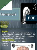 Demencia Medicina Preventiva