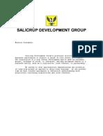 Salicrup Development Group Mission Statement