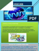 La Worl Wide Web