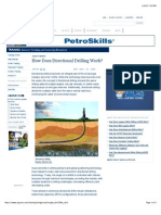 RIGZONE - How Does Directional Drilling Work