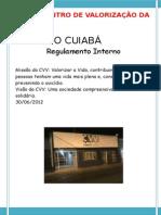 Regulamento_interno cvv 2013 (versão mais recente) - Editado por Diego.doc