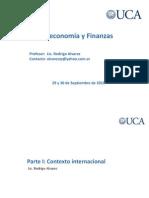 Programa de Macroeconomía y Finanzas Modulo 1