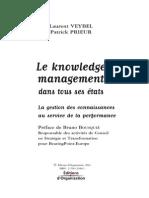 Le Knowledge Management Dans Tous Ses États