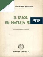 EL ERROR EN MATERIA PENAL - LUCIO E. HERRERA.pdf