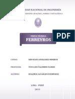 2. VISITA TECNICA FERREYROS SERVICIOS MINEROS