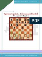 EDAMI - Apertura Española - Sistema Anti-Marshall