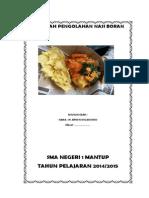 Makalah Pengolahan Nasi Boran